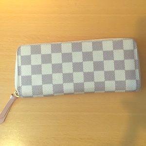 Louis Vuitton Clemence Wallet Damien Azur